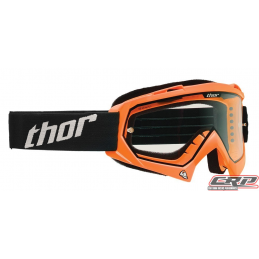 Masque THOR Enemy Flo Orange Enfant
