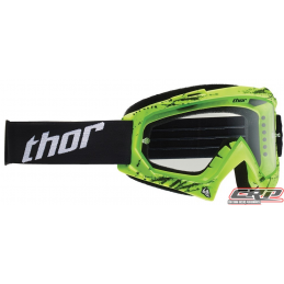 Masque THOR Enemy Splatter Green Enfant