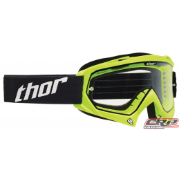 Masque THOR Enemy Flo Green Enfant