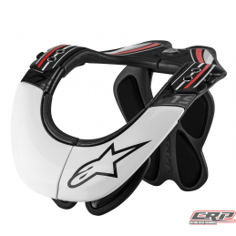 Tour De Cou ALPINESTARS Pro Black White Red