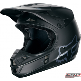 Casque cross FOX V1 Race Matte Black 2015