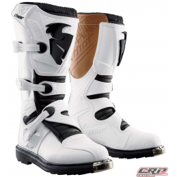 Bottes Cross THOR Youth Blitz White