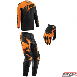 Tenue motocross THOR Youth Phase Tilt Orange 2015