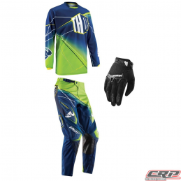 Tenue motocross THOR Youth Phase Prism Navy 2015