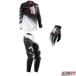 Tenue motocross THOR Youth Phase Prism Black 2015