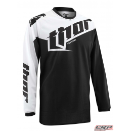 Maillot Cross THOR Youth Phase Tilt Black 2015