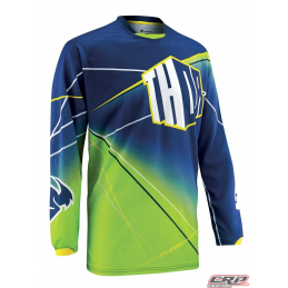 Maillot Cross THOR Youth Phase Prism Navy 2015