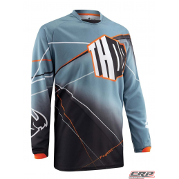 Maillot Cross THOR Youth Phase Prism Steel 2015