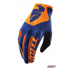 Gants Motocross THOR Youth Void Bend Navy 2015