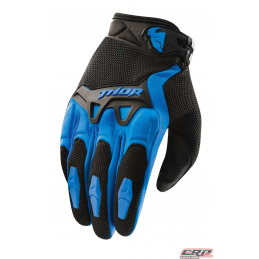 Gants Motocross THOR Youth Spectrum Blue 2015