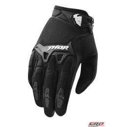 Gants Motocross THOR Youth Spectrum Black 2015