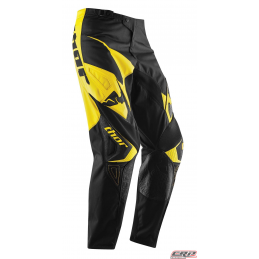 Pantalon Cross THOR Youth Phase Tilt Yellow 2015