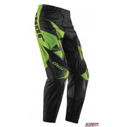 Pantalon Cross THOR Youth Phase Tilt Green 2015