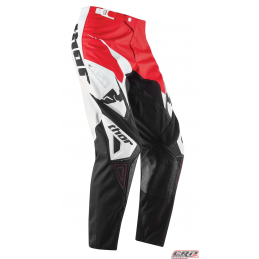 Pantalon Cross THOR Youth Phase Tilt Red 2015