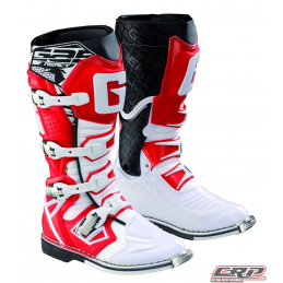 Bottes GAERNE G React Goodyear Red