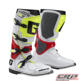 Bottes GAERNE SG-11 White Red Yellow