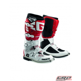 Bottes GAERNE SG-12 White Red
