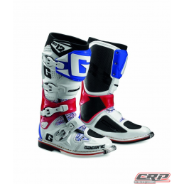 Bottes GAERNE SG-12 White Blue Red