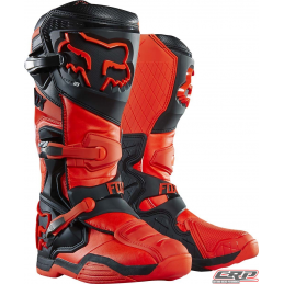 Bottes Cross FOX Comp 8 Orange