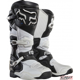Bottes Cross FOX Comp 8 White 2015