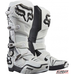 Bottes Cross FOX Instinct 2.0 White 2015