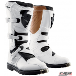 Bottes Cross THOR Blitz White