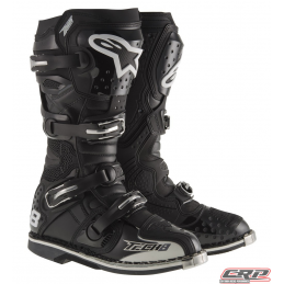 Bottes ALPINESTARS Tech 8 RS Black