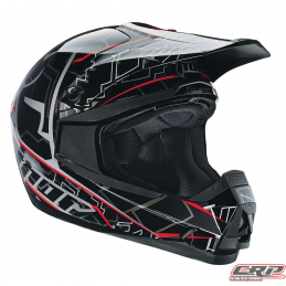 Casque cross THOR Quadrant Fragment Black 2015