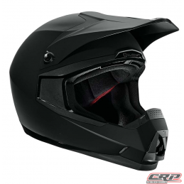 Casque cross THOR Quadrant Matte Black 2015