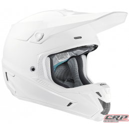 Casque cross THOR Verge Solid White 2015