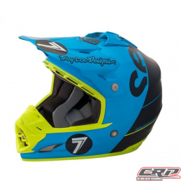Casque Seven - Troy Lee Designs SE3 Supra Navy