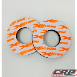 DONUTS EKS Blanc/Orange