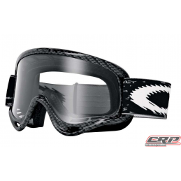 Masque Cross OAKLEY O Frame Matte Carbon Fiber Clair