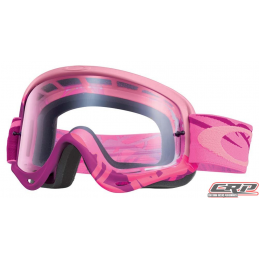 Masque Cross OAKLEY O Frame Reaper Pink/Green Clair