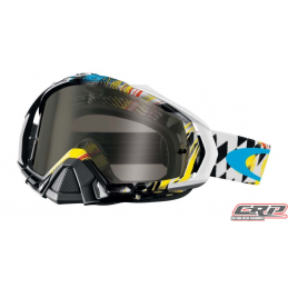 Masque Cross OAKLEY Mayhem Pro James Stewart Fumé