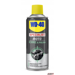 Spray WD 40 Moto Cire & Polish 400 ml