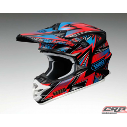 Casque cross SHOEI VFX Maelstrom TC1