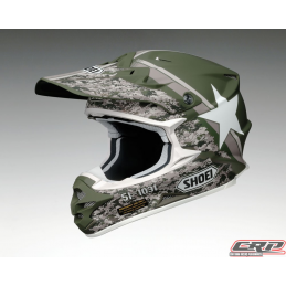 Casque cross SHOEI VFX Super Hue TC4