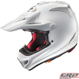 Casque cross ARAI MX-V blanc