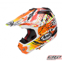 Casque cross ARAI MX-V Scratch