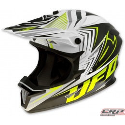 Casque cross UFO Spectra Dart 2015
