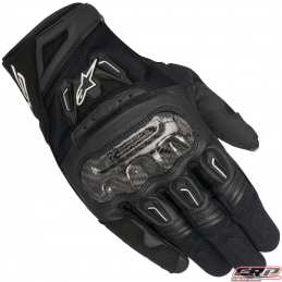 Gants Alpinestars SMX-2 Air Carbon V2 Noir