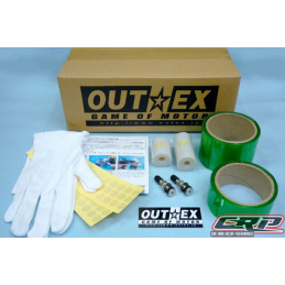 Kit tubeless supermotard Outex